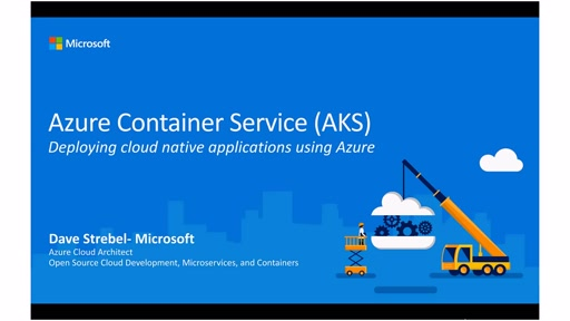 Managed Kubernetes on Azure - AKS
