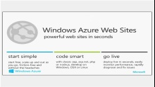 TechNet Radio: Nearly Infinite Bandwidth with Windows Azure Websites