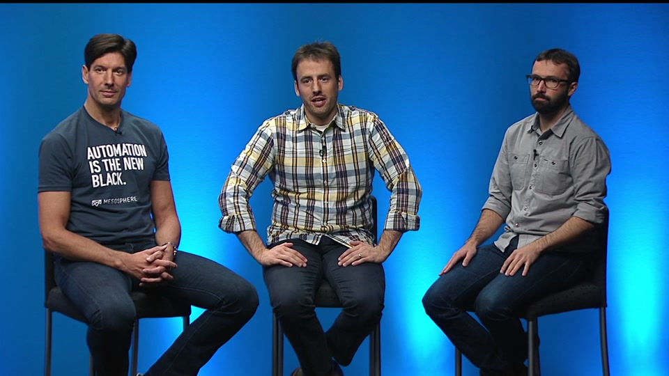 Q&A with Mesosphere and Mark Russinovich
