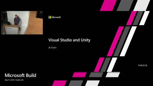 Overview of Visual Studio and Unity