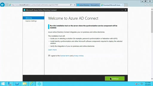 Integrating Your On-Premises Active Directory with Azure Active Directory