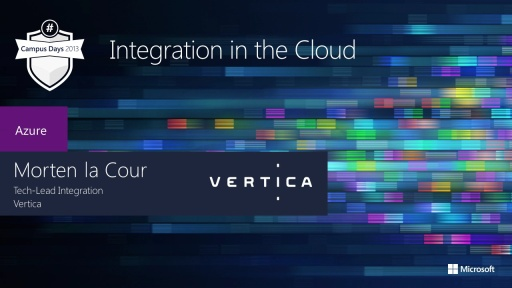 Integration in the Cloud