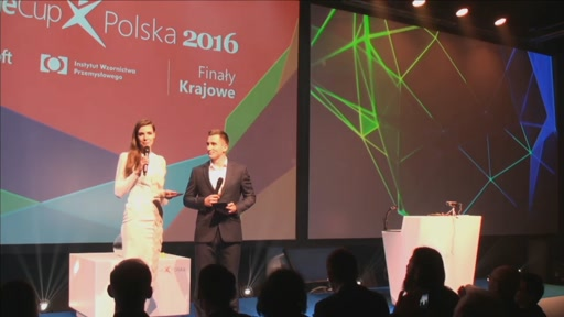 Gala Finałowa Imagine Cup 2016