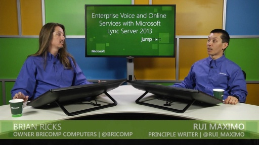 Enterprise Voice and Online Services with Lync Server 2013 : (02a) Configuring Basic Enterprise Voice Functionality, Demo