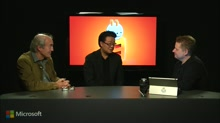 Bill Buxton and Jeff Han - Part 1 of 4