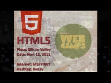HTML5 Silicon Valley AM Sessions - Intro & CSS3