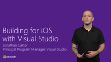 Building apps for iOS with Visual Studio