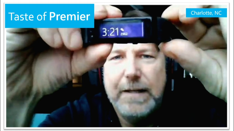 Taste of Premier: Windows 10 Technical Preview, Microsoft Band Review & Much More!