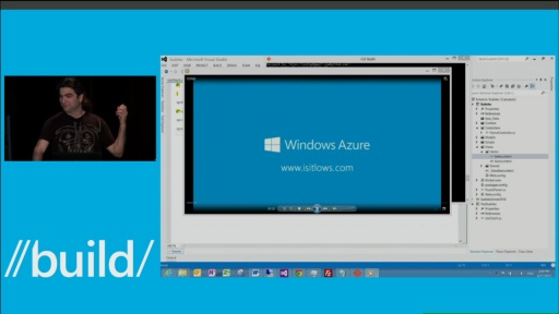 Building and Maintaining Internet Scale Applications with Windows Azure Web Sites
