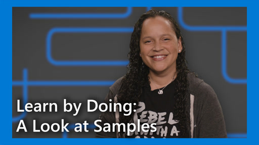Learn by Doing: A Look at Samples