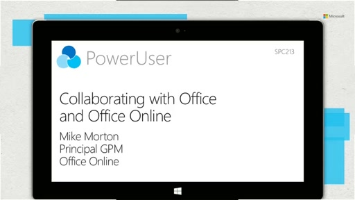 Collaborate with Office and Office Web Apps