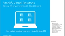 (Episode 6) Windows 8: Client Hyper-V and Why It Matters