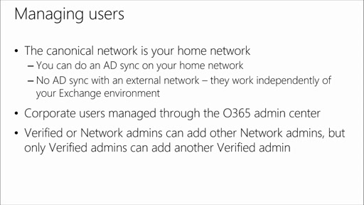 Yammer Administration and Power User Best Practices: (04) Admin 101