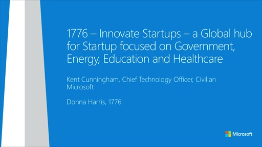 1776: A Global hub for Startups