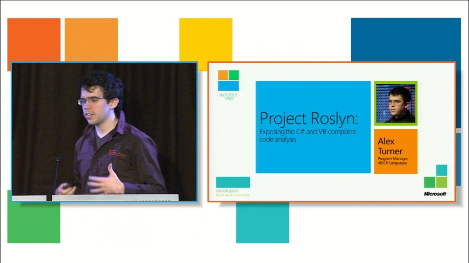 Project Roslyn: Exposing the C# / VB compiler for code analysis