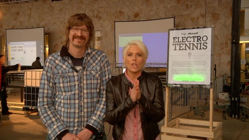 Electro Tennis at South by SouthWest