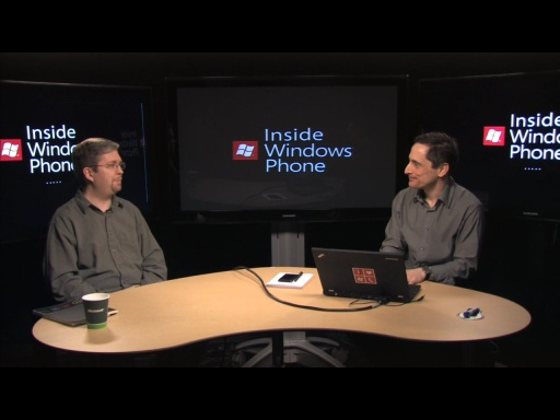 Inside Windows Phone # 34 | Talking CRUD with Jason Short