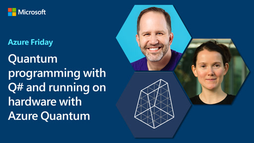 Quantum programming with Q# and running on hardware with Azure Quantum