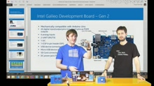 Episode 53 - IoT Development mit Intel Galieo / Edison und Node.js