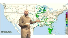 Community Sample:  Kinect Weather Map (Design)