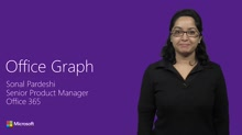 Office Graph (Developer Preview)