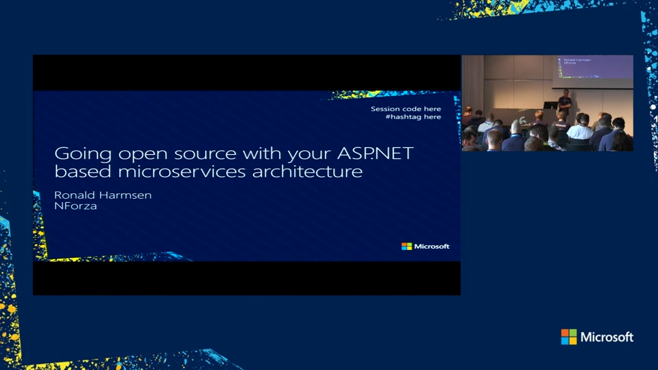 Going Open Source With Your Asp Net Based Microservices