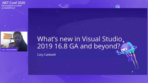 What's New in Visual Studio 2019 and beyond