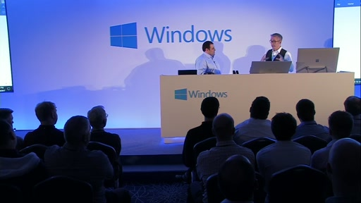 Aufzeichnung: Keynote des Windows Developer Day