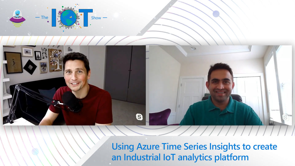 Using Azure Time Series Insights to create an Industrial IoT analytics platform