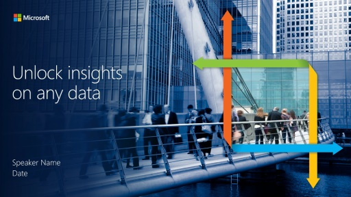 Unlock Insights on Any Data