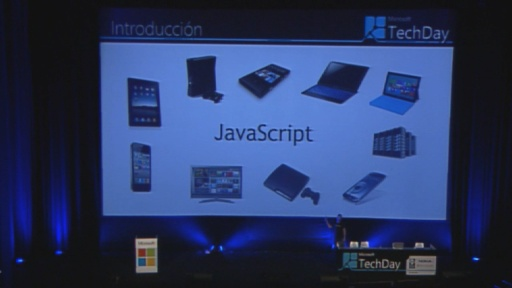 TechDay 2012. Internet Explorer 10 y JavaScript. Un Frontend de lujo.