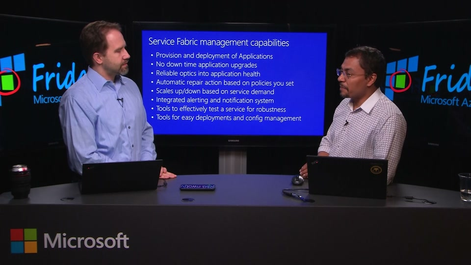 Azure Service Fabric 103 - Lifecycle Management