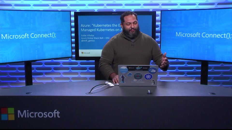 "Azure: ""Kubernetes the Easy Way"" Managed Kubernetes on Azure AKS"