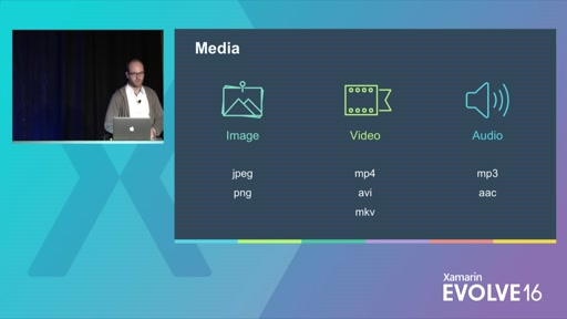 Cross-Platform Media in Xamarin