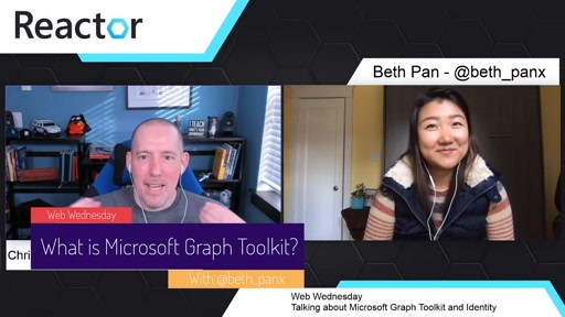 What is Microsoft Graph Toolkit?