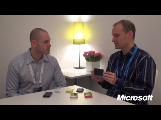 "Live from Nokia World 2011:  Kevin Shields on Nokia's ""extreme product making"""