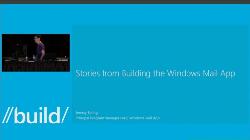 Stories from Building the New Windows Mail App