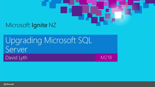 Upgrading Microsoft SQL Server