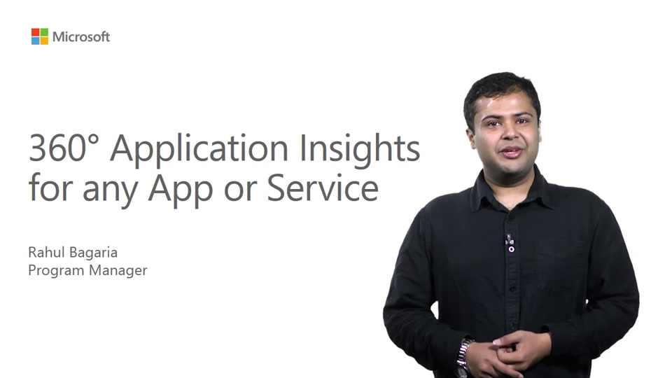 Get 360° Application Insights for Any App or Service
