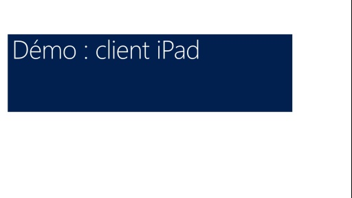 Intune 03.4 - Demo : client iPad