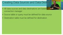 Implementing a Data Warehouse with SQL Server: (02) Data Flow - Extract Data