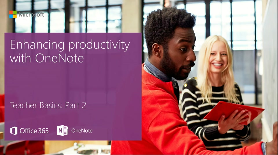 Enhance Productivity with OneNote
