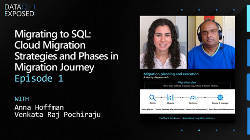 Migrating to SQL: Cloud Migration Strategies and Phases in Migration Journey (Ep. 1)