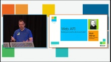 Building Services for Phone / Tablet using WebAPI