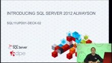 Presentation: SQL Server 2012 AlwaysOn Availability Group Connectivity