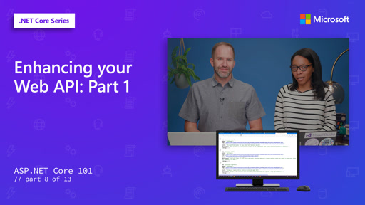ASP.NET - Enhancing your Web API: Part 1 [8 of 13]
