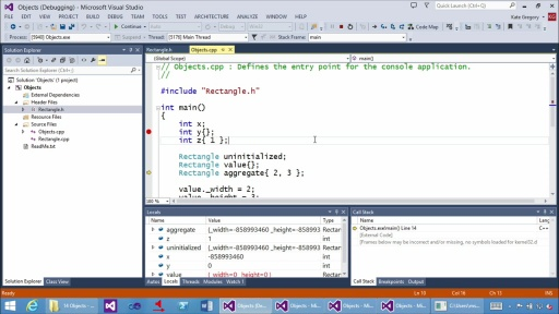 C++ A General Purpose Language and Library: (03) The C++ Object Model