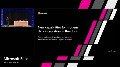 New capabilities for modern data integration in the cloud