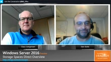 Windows Server 2016 Preview: Storage Spaces Direct Overview