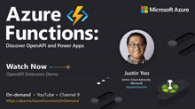 Demo: OpenAPI Extension and Ask the Experts